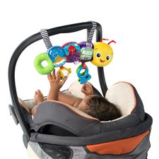 Baby Einstein Travel-pillar Toy Bar