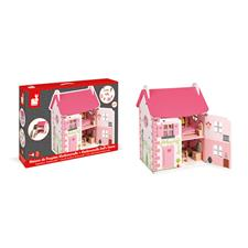 Baby products distributor of Janod Mademoiselle Doll's House