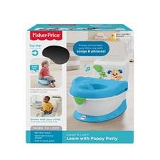 Baby products supplier of Fisher-Price Laugh and Learn with Puppy Potty