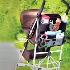 Munchkin Back Seat and Pushchair Organiser