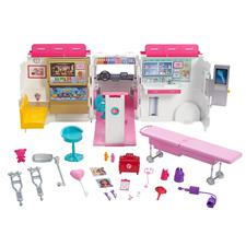 Barbie Large Medical Rescue Vehicle