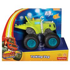 Blaze and the Monster Machines Talking Assortment