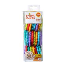 Supplier of Bright Starts Lots Of Links 24Pk