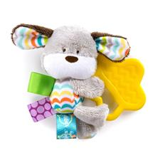 Baby products wholesaler of Bright Starts Taggies Chew and Soothe Pals