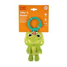 Supplier of Bright Starts Take N Shake Alligator