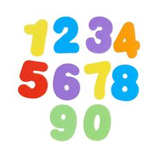 Distributor of Munchkin Bath Letters & Numbers