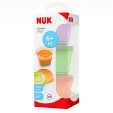 Distributor of NUK Stackable Food Pots 6Pk