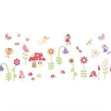 Enchanted Garden Fairies - Nursery Décor Kit