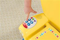 Fisher-Price Laugh & Learn Smart Stages Chair Yellow