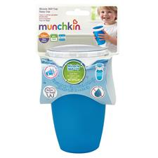 Munchkin Miracle 360 Sippy Cup Blue 296ml
