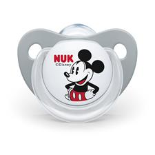 NUK Disney Soothers 0-6m 2Pk
