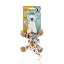 Nuby Snoozie and Chewbie Comfort Set