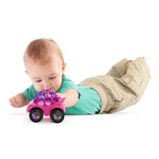 Supplier of Oball Rattle & Roll Car Pink