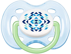 Philips Avent Free Flow Soothers 0-6m 2Pk