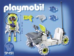 Baby products distributor of Playmobil Space Mars Rover