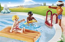 Supplier of Playmobil Swimming Pool with Functioning Shower and Floating Raft