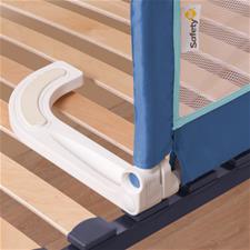 Safety 1st Adjustable Portable Bed Rail Blue