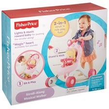 Fisher-Price Princess Stroller