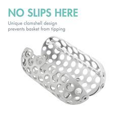 Supplier of Boon CLUTCH Dishwasher Basket - Grey
