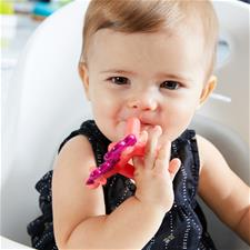 Supplier of Boon PRANCE Silicone Teether Unicorn