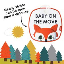 Supplier of Diono Baby on the Move Signs 2Pk