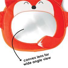 Supplier of Diono Easy View Mirror Fox