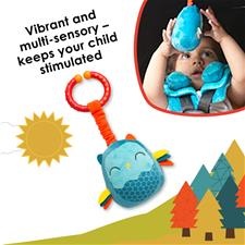 Supplier of Diono Harness Soft Wraps & Linkie Toy Owl