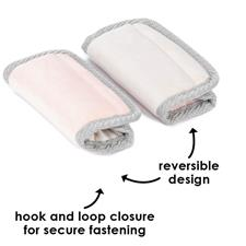 Supplier of Diono Harness Soft Wraps Pink