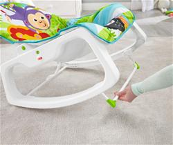 Supplier of Fisher-Price Infant to Toddler Rocker Blue