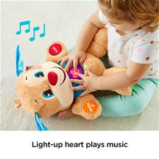 Supplier of Fisher-Price Laugh & Learn Smart Stages Puppy