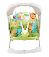 Supplier of Fisher-Price Rainforest Take Along Swing & Seat
