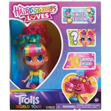 Supplier of Hairdorables Loves Trolls