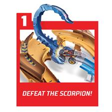 Supplier of Hot Wheels Scorpion Sting Raceway Play Set