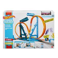 Supplier of Hot Wheels Track Builder Infinity Loop Kit