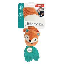 Supplier of Infantino Go Gaga Jittery Fox