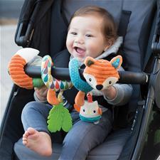 Supplier of Infantino Go Gaga Spiral Car Seat Activity Toy