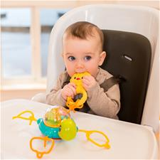 Supplier of Infantino Go Gaga Suction Cup Link & Spin Turtle