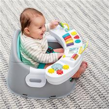 Supplier of Infantino Music & Lights 3-in-1 Discovery Seat & Booster