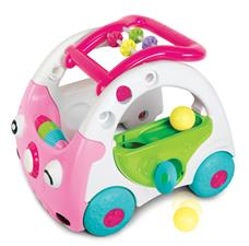 Supplier of Infantino Sensory 3-in-1 Discovery Car Pink