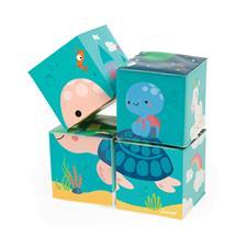 Supplier of Janod Bath Cubes 4Pk