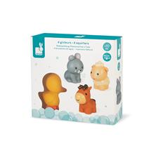Supplier of Janod Farm Animals Squirters 4Pk