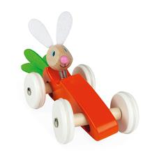 Supplier of Janod Lapin Carrot Car