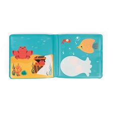 Supplier of Janod My Magic Bath Book
