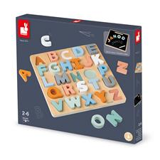 Supplier of Janod Sweet Cocoon Alphabet Puzzle