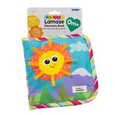 Supplier of Lamaze Classic Discovery Book