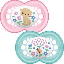 Supplier of MAM Original Soother 6m+ 2Pk