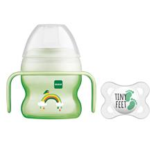 Supplier of MAM Starter Cup Assortment 150ml with Handles and Soother