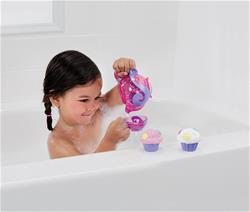 Supplier of Munchkin Bath Play Set Tea and Cupcake