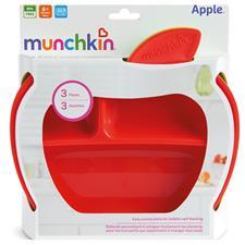 Supplier of Munchkin Lil Apple Plates 3Pk