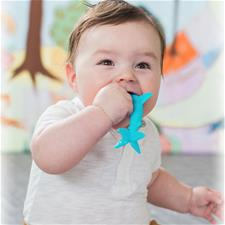 Supplier of Nuby Shark Silicone Teether
